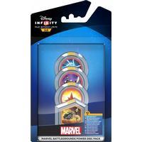 Disney Interactive Infinity 3.0 Marvel Battlegrounds Power Discs