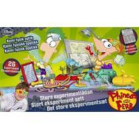 Phineas & Ferb Stora EXperimentlådan