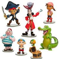 Jake And The Never Land Pirates Figure Set
