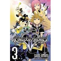 Kingdom Hearts II, Vol. 3 (Häftad, 2014)