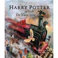 Harry Potter og de vises sten, Hardback