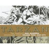 Tarzan: the Complete Russ Manning Newspaper Strips, 1969-1971 2 (Inbunden, 2013), Inbunden
