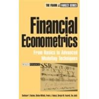 Financial Econometrics: From Basics to Advanced Modeling Techniques (Inbunden, 2006)