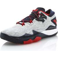 purchase cheap 591d5 0d24f Adidas Crazylight Boost Low WhiteRed