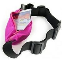 Tucano Sporty waistband for 6'' smartphones fucsia