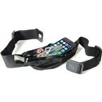 Tucano Sporty waistband for 6'' smartphones black