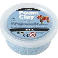 Foam Clay Light Blue Clay 35g