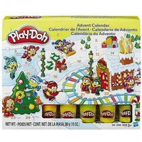 Play-Doh Advent Calender