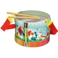 Vilac Woodland Metal Drum 8353