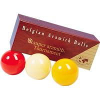 Aramith Super Tournament Carom Ball Set 61.5mm