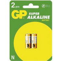 Batteri Alkaline N/LR1 2st/fp