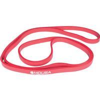 MDusa MD Gummiband - Extra extra lätt - Röd 1,25 cm