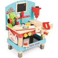 Le Toy Van Min Første Værktøjsbænk I Træ