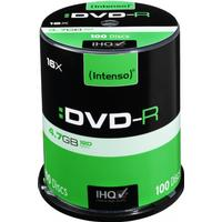 Intenso DVD-R 4.7GB 16x Spindle 100-Pack