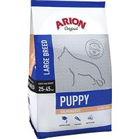 Arion Puppy Large Salmon & Rice 12kg
