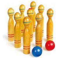 Legler Large Skittles Game