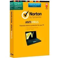 Norton Symantec Norton Antivirus - 1 PC / 1 år