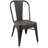 Exxent Marseille Stapelbar stol