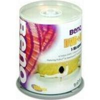 Benq DVD+R 4.7GB 16x Spindle 100-Pack