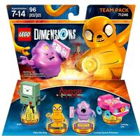 Lego Dimensions Adventure Time Team Pack 71246