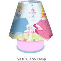 Disney Prinsesse Bordlampe