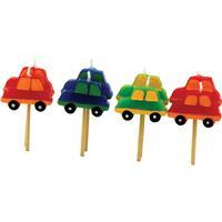 Tala Car Candles (8 pieces) (8 delar)