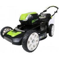 Greenworks GD80LM53