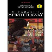 Spirited Away (Häftad, 2003)