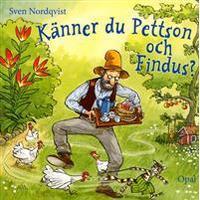 Känner du Pettson och Findus? (Board book, 2014)
