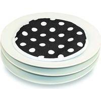 Hot Ideas Plate Heater (Set of 4)