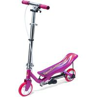 Space Scooter Junior Sparkcykel (Rosa)