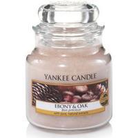 Yankee Candle Classic Ebony & Oak 104g Doftljus