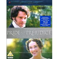 Pride and prejudice (2-disc) (Blu-ray)