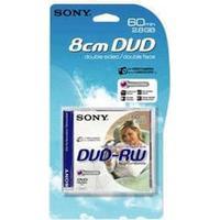 Sony DVD-RW 2.8GB 3x Jewelcase 3-Pack