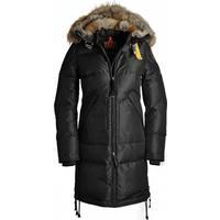 Parajumpers Long Bear Coat Black