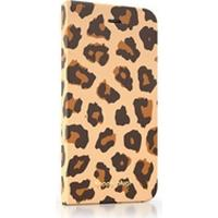 Happy Plugs iPhone 6/6s Flip Case Leopard