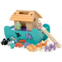 Le Toy Van Noahs Ark Puttekasse