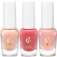 Löwengrip Care & Color LCC Nail Colour Trio - 3 x 8ml