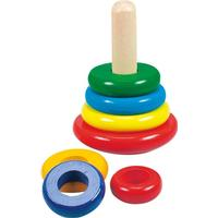 Bino Wobbly Stacking Pyramid 81034