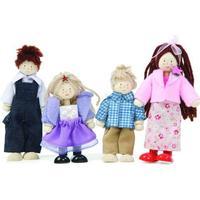 Le Toy Van Dukkehus Familie