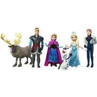 Disney Frost Figurer 6 Stk