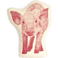 Areaware Fauna Pico Pig Rosa
