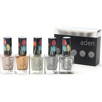 Aden Nail Polish Set Acapulco 11ml
