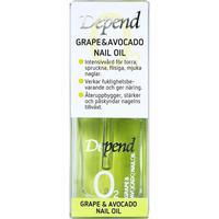 Depend O2 Grape & Avocado Nail Oil 11ml