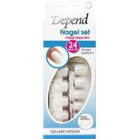 Depend Short Square Design 6034 24-pack