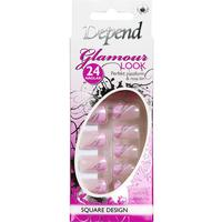 Depend Glamour Look Square Design 6281 24pcs
