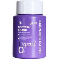 Depend O2 Dipremover Doftfri/Snabb 100ml