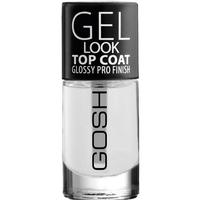Gosh Gel Look Top Coat Glossy Pro Finish 8ml