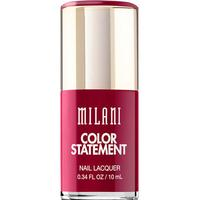 Milani Color Statement Nail Lacquer Iconic Red 10ml