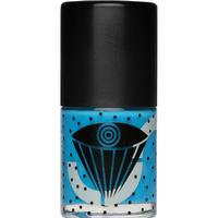 Uslu Airlines Nail Polish Collab Black Top Trujillo True Blue 11ml